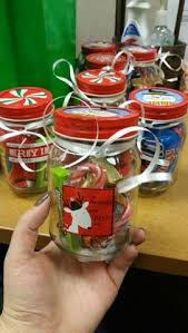 christmas baskets for staff small yankee candles with a gift card