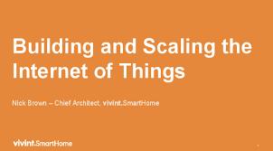 building a flexible smart home platform using mongodb at vivint