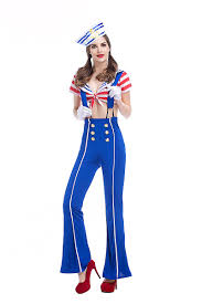 halloween sailor costume popular navy women costume buy cheap navy women costume lots from