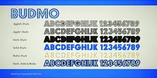 dafont free safe budmo font dafont com