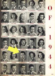 high school year books 1944 new trier highschool yearbook rock hudson