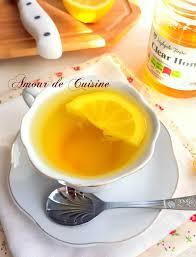 cuisine au gingembre boisson détox citron gingembre curcuma amour de cuisine
