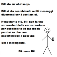 Be Like Bill Smarmy Stick Figure Meme Takes Over - be like bill know your meme