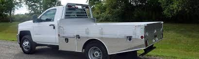 landscape hauler platform service truck bodies