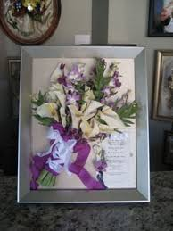 wedding wishes shadow box 27 best bouquet preservation ideas images on flower
