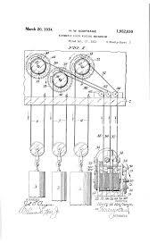 Grandfather Clock Weights Patent Us1952030 Automatic Clock Winding Mechanism Google Patents