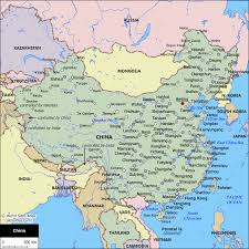 map of china and cities china map with cities travelsfinders