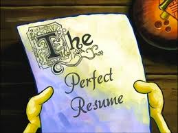 the perfect resume u2013 ryan joseph hill u2013 medium