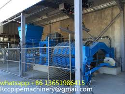 how to set up a small concrete pipe plant haili bao pulse