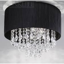 franklite fl2282 4 royale crystal flush ceiling light love4lighting