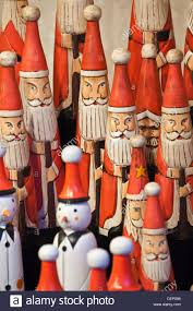 German Christmas Tree Decorations Uk by Wooden Santa Claus Christmas Decorative Ornaments On Sale At A