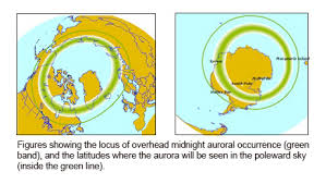 Northern Lights Forecast Alaska A Traveler U0027s Guide To The Aurora Borealis Geophysical Institute