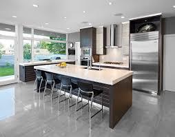 cuisines ouvertes sur salon cuisine cuisine ouverte sur salon avec bleu couleur cuisine