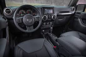 jeep liberty 2012 interior 2016 jeep lineup adds 75th anniversary edition for all models