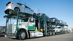 car carrier truck toyota talks up its first cng car hauler fleets and fuels com