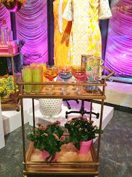 lilly pulitzer target store home decor bar carts and target