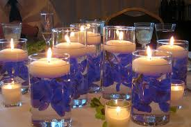 water centerpieces blue orchid centerpieces for weddings blue wedding flowers blue