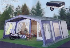 tenda carrello varie usato carrello tenda eurotenda master 6
