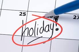 list of government holidays 2017 dekhpanchang