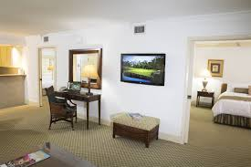 two bedrooms saddlebrook resort and spa in tampa one bedroom suite