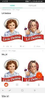 Debbie Meme - lil debbie meme mne vse pohuj