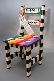 Dr Seuss Furniture For Sale by 64 Best Chairs For Charity Images On Pinterest Painted Furniture