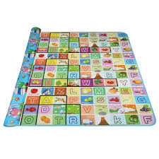 Kid Play Rug Arshiner Portable Play Mat Foam Floor With