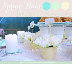 wedding showers go 3 refreshing color palettes for bridal showers