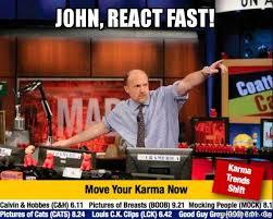 Fast 6 Meme - john react fast mad karma with jim cramer make a meme
