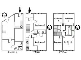 new york roommate room for rent in flatbush brooklyn 6 bedroom