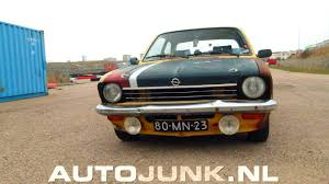 opel rat opel kadett rat look foto u0027s autojunk nl 91039