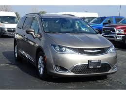 chrysler crossover brown chrysler pacifica in illinois for sale used cars on