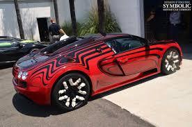 bugatti veyron vitesse delivery by symbolic motors