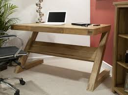 Solid Computer Desk Opus Solid Oak Z Shape Computer Desk Oak Furniture Uk