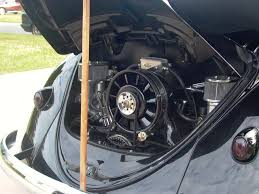 vw center mount fan shroud 1963 vw beetle custom convertible for sale oldbug com
