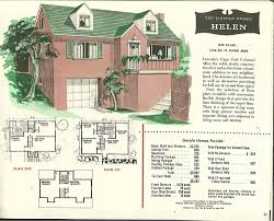 split level home plans factory built houses 28 pages of lincoln homes from 1955 retro mid