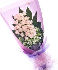 flowers gift flowers to china send pink gift flowers to china