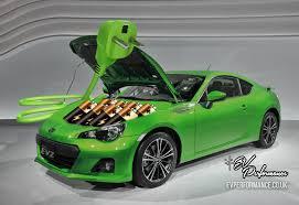 subaru sports car is subaru working on a mid engined hybrid sports car ev performance