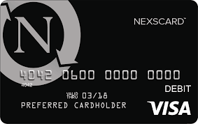 prepaid cards with no monthly fee card front flat png