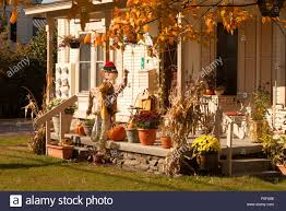 halloween in usa house decorated for halloween stock photos u0026 house decorated for