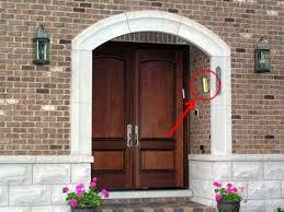 mezuzah doorway