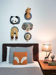 how to mount stuffed animals as wall art diy network blog made