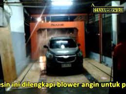 Sho Ikame semi automatic carwash ikame