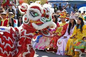 Vietnamese New Year Decorations by Celebrate The Lunar New Year In San Diego