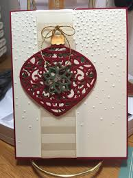 another from stampin u0027 up u0027s 2015 christmas catalog embellished