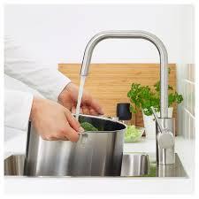 älmaren kitchen mixer tap stainless steel colour ikea