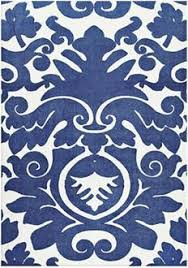 Blue And White Area Rugs Santego Bay Blue Indoor Outdoor Area Rug