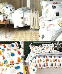 cool kids duvet covers fun kids sheets bedding covered in friendly