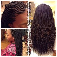 stunning crinkle weave hairstyles and best ideas braids