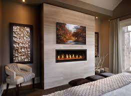light gas fireplace with key fire